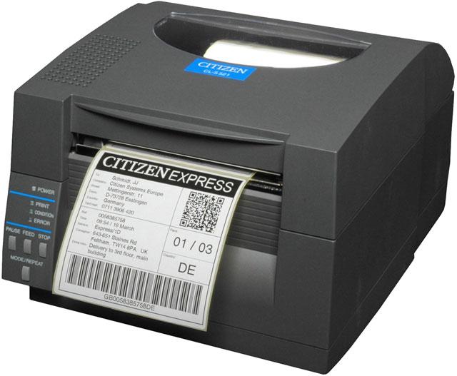 Citizen CLS521 Printer