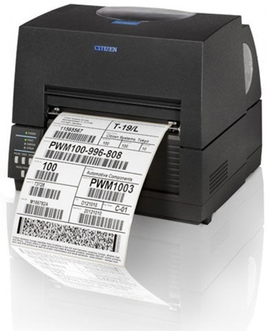 Citizen CL-S6621 Printer