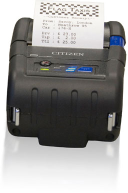 Citizen CMP-20 Portable Printer