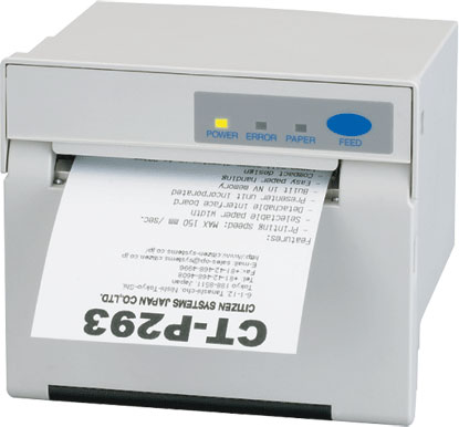 Citizen CT-P293 Printer