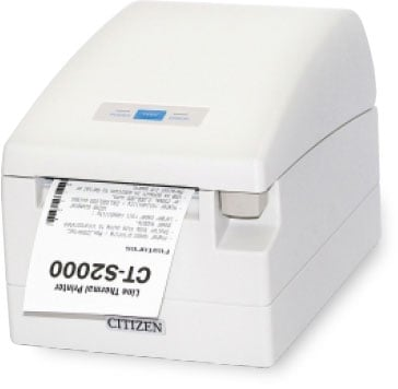 Citizen CTS2000L Printer