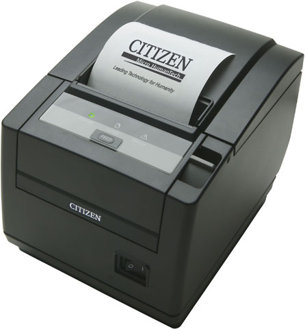 Citizen CTS601 Printer