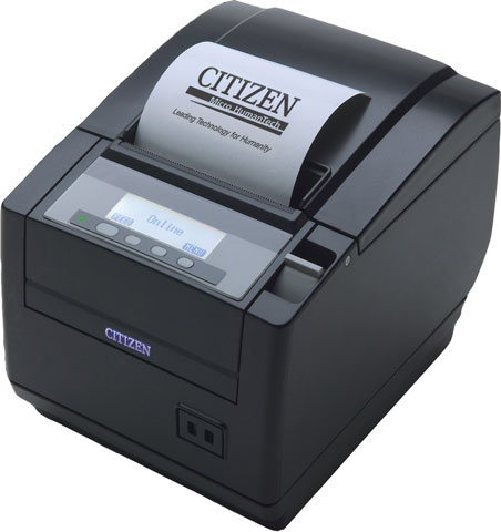 Citizen CTS801 Printer
