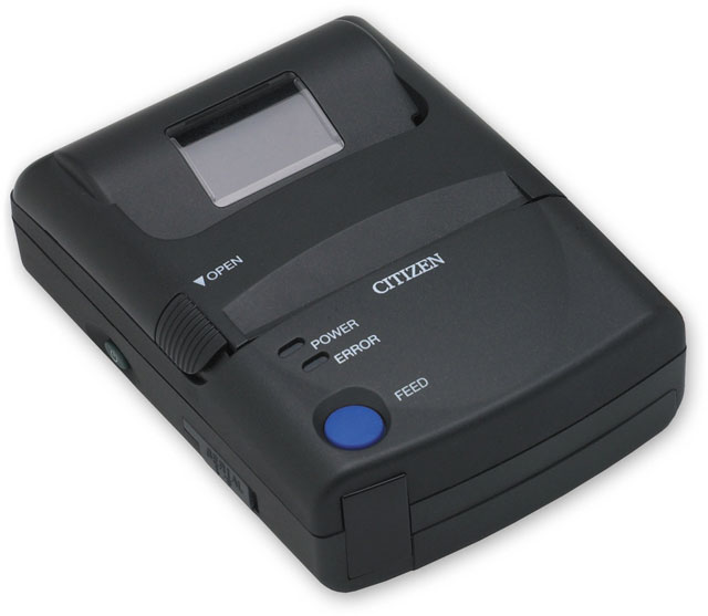Citizen PD22 Portable Printer