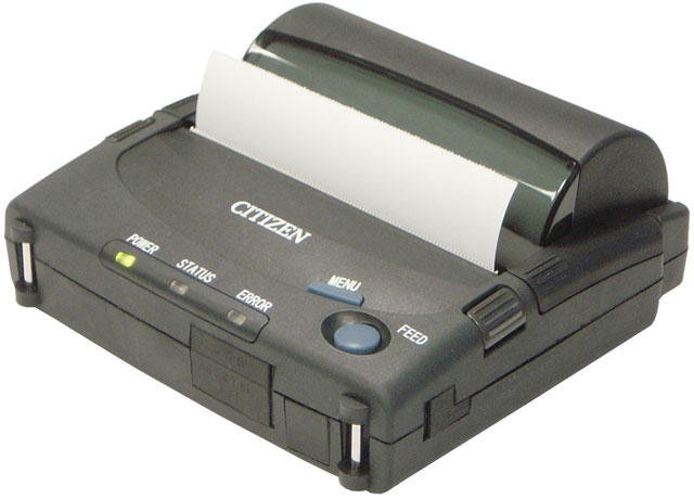 Citizen PD24 Portable Printer