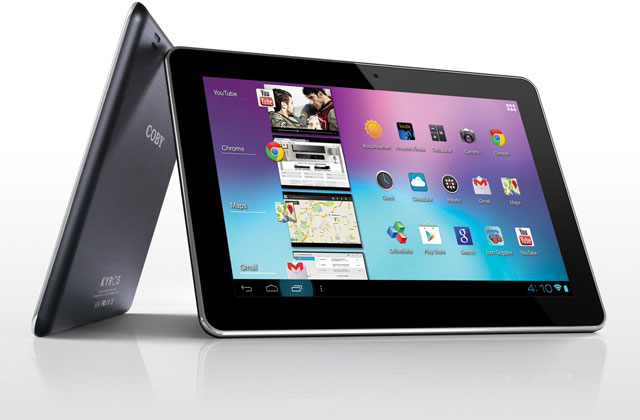 Coby MID-1065 Tablet Computer