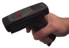 Code CR2500 Scanner