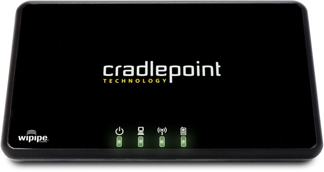 CradlePoint CTR 35 Data Networking Device