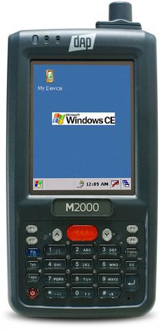 DAP Technologies M 2000 Hand Held Computer