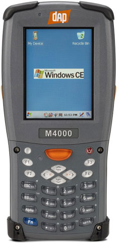 DAP Technologies M 4000 Hand Held Computer
