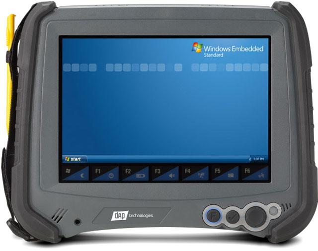 DAP Technologies M 8910 Tablet Computer