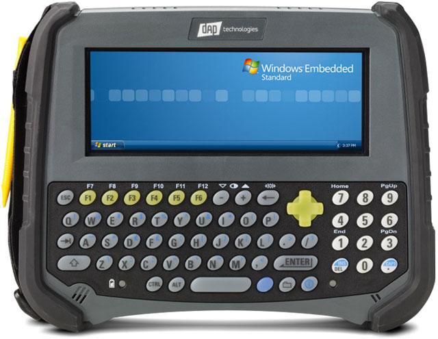 DAP Technologies M 8920 Tablet Computer