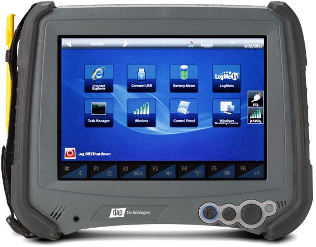 DAP Technologies M 8930 Tablet Computer