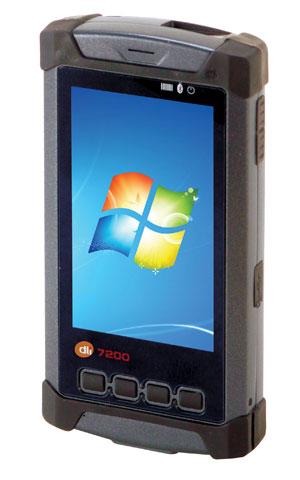 DLI 7200 Hand Held Computer