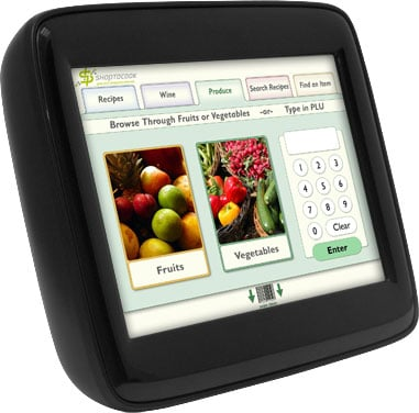 DT Research DT509 Touch screen Monitor