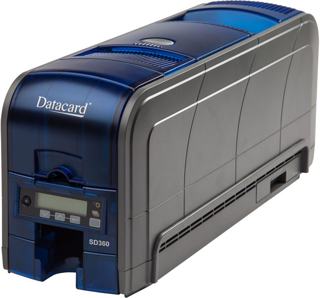 Datacard SD-360 ID Printer