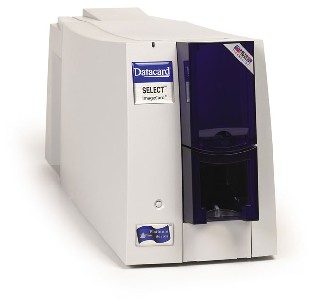 Datacard Select Platinum ID Printer
