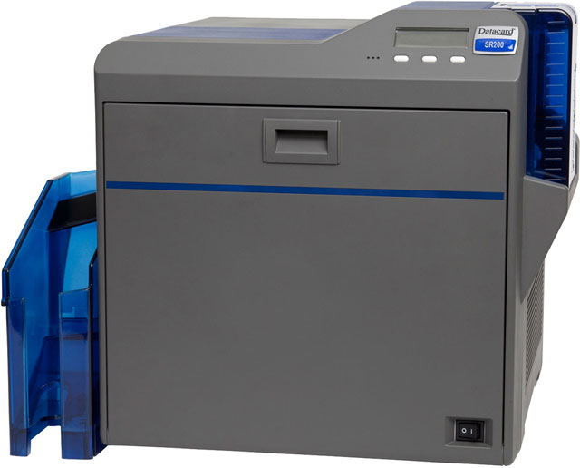 Datacard SR 200 ID Printer