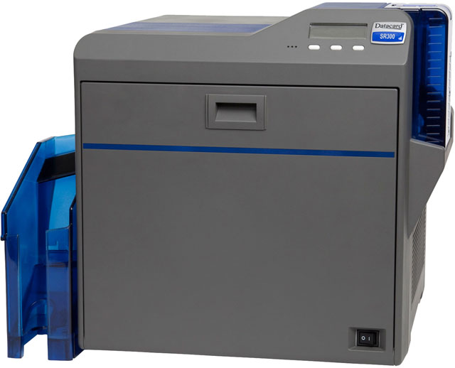 Datacard SR 300 ID Printer
