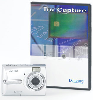 Datacard TruPhoto ID Card Software