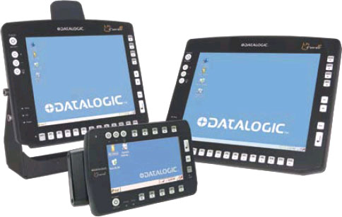 Datalogic R-Series Vehicle Mount Terminal