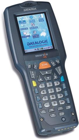 Datalogic Skorpio Hand Held Computer