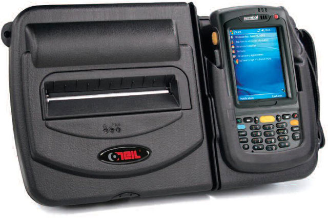 Datamax-O'Neil Print Pad Portable Printer