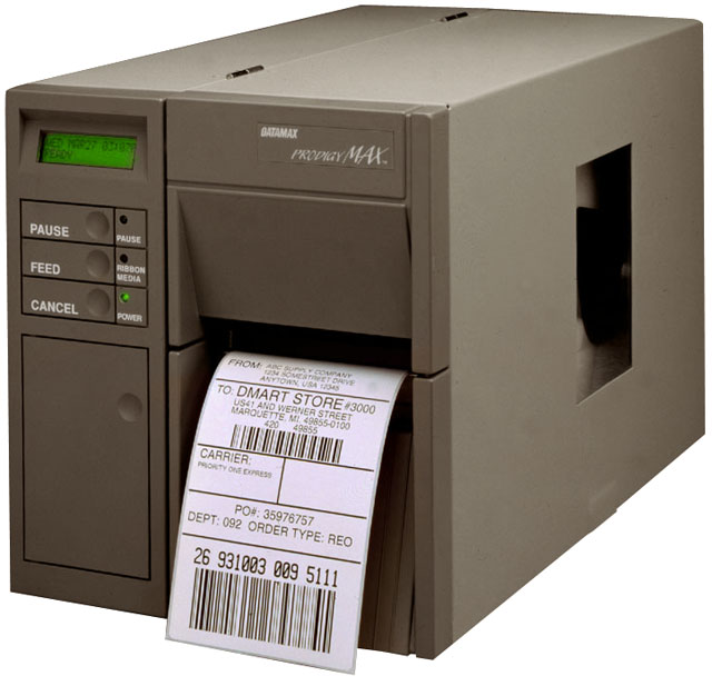 Datamax Prodigy MAX Printer