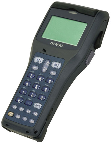 Denso BHT300Q Series Hand Held Computer