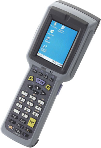Denso BHT400 Series Hand Held Computer
