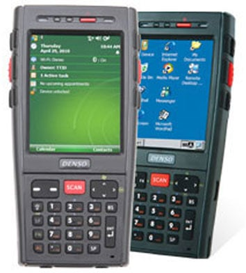 Denso BHT700 Series Hand Held Computer