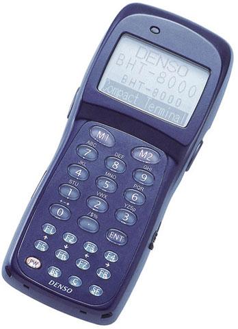 Denso BHT-8000 Series Hand Held Computer