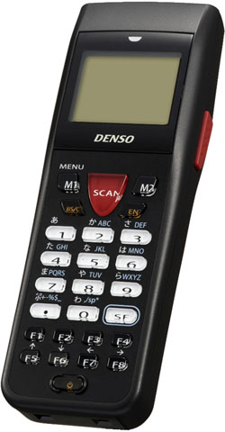 Denso BHT900 Series Hand Held Computer