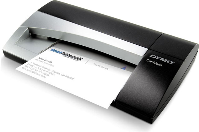 Dymo Card Scan V9 Scanner