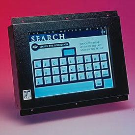 Elo 1246L Touch screen Monitor