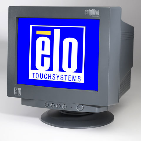 Elo 1526C Touch screen Monitor