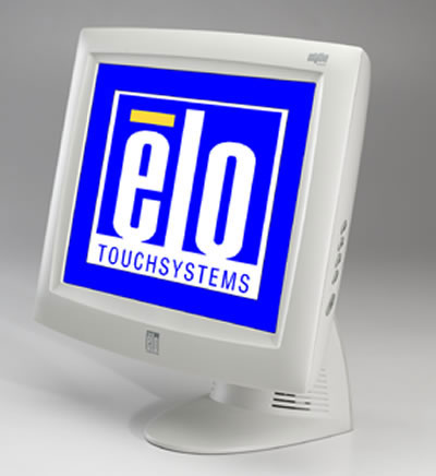 Elo 1526L Medical Touch screen Monitor