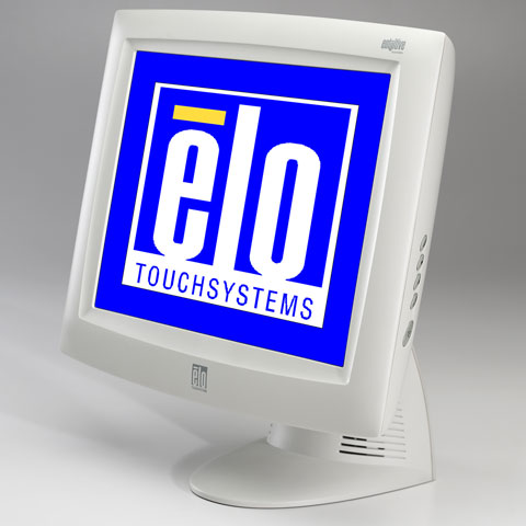 Elo 1527L Touch screen Monitor