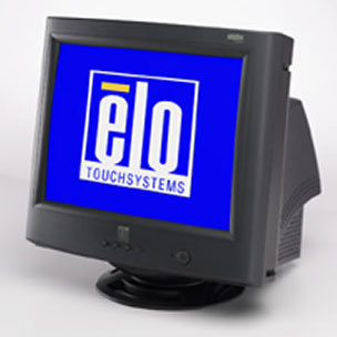 Elo 1726C Touch screen Monitor