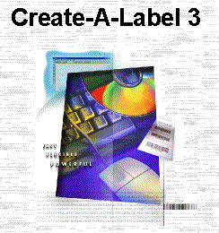 Eltron Create A Label 3 Bar code Software