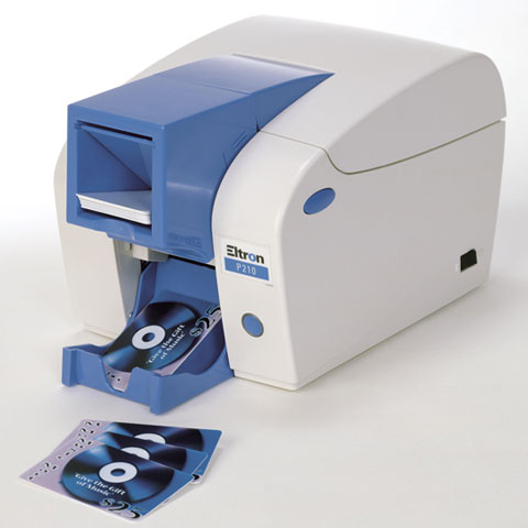 Eltron P210c ID Printer