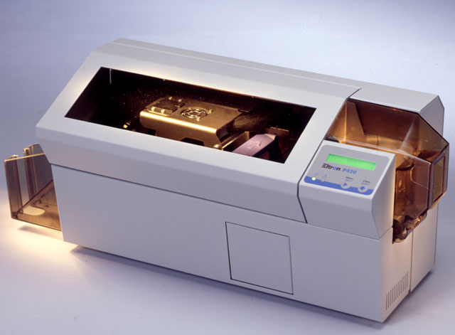 Eltron P420C ID Printer