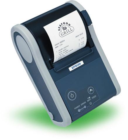 Epson Mobilink Portable Printer