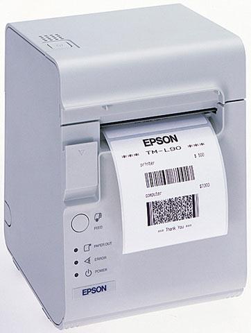 Epson TM-L90 Plus Printer