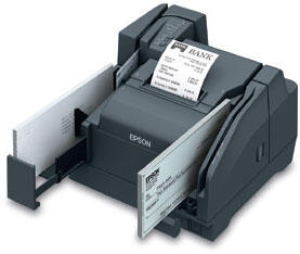 Epson TMS9000 Check Scanner