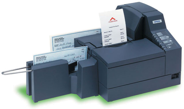 Epson TMJ9000 Printer