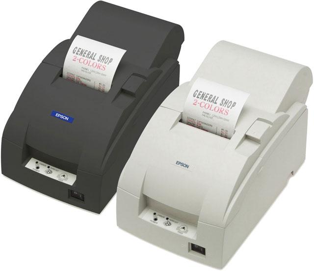 Epson TMU200 Printer