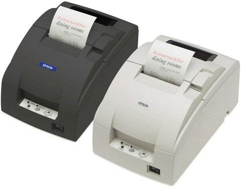 Epson TMU220: TMU220A, TMU220B, TMU220D Printer