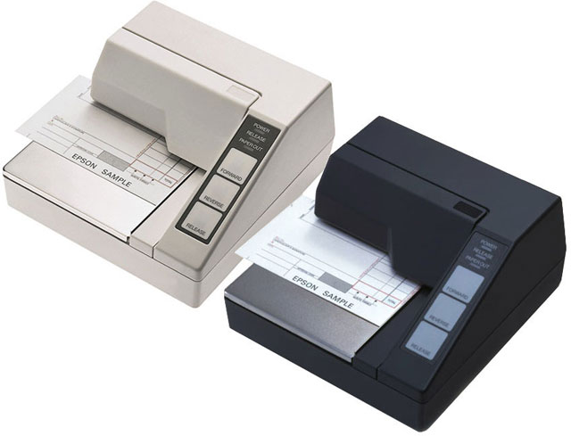 Epson TMU295 Printer
