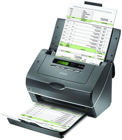 Epson Work Force Pro GT S50